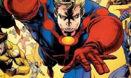 Фильм «Вечные» покажут «другую» киновселенную Marvel
