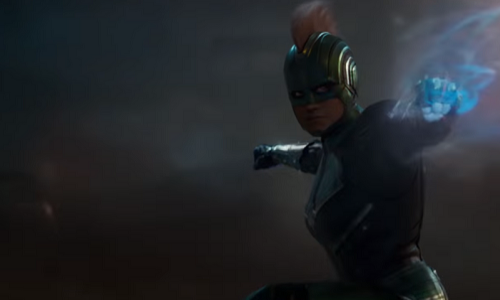 Трейлер «Капитана Марвел» с «Оскара 2019»