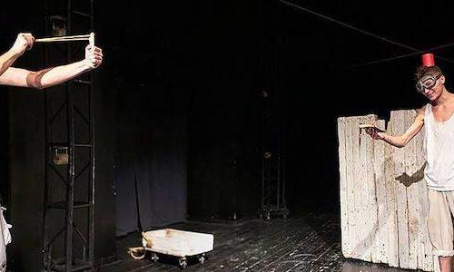 Рецензия на спектакль «Тимур и его команда. Рассказы о том», ЦДР. Белые мечты детства