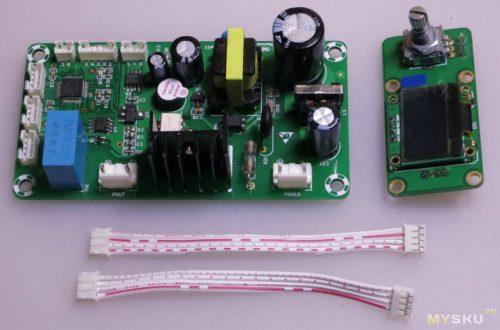 Контроллер паяльного фена с TaoBao или Опус о том, как я собирал паяльный фен на микроконтроллере STM32