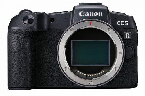 Представлена камера Canon EOS RP