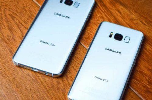 Стабильное обновление Android 9 Pie доступно для Samsung Galaxy S8 и Galaxy S8+ в России