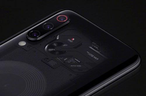 Xiaomi показала «прозрачное» издание Xiaomi Mi 9 без четверной камеры