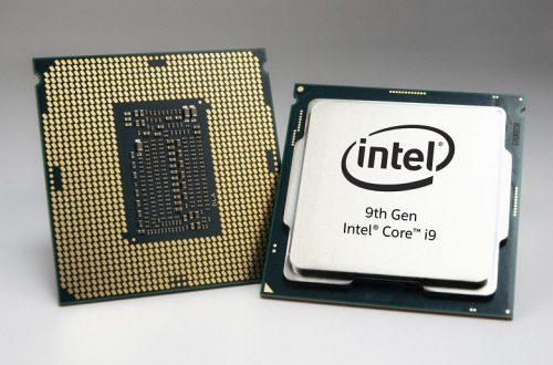 Восьмиядерный мобильный процессор Intel Core i9-9980HK будет работать на частоте до 5 ГГц