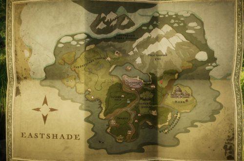 Eastshade - изучаем красивую инди-игру