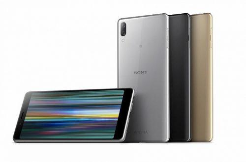 Смартфон Sony Xperia L3 получил бюджетную платформу, старую версию Android, но должен порадовать автономностью