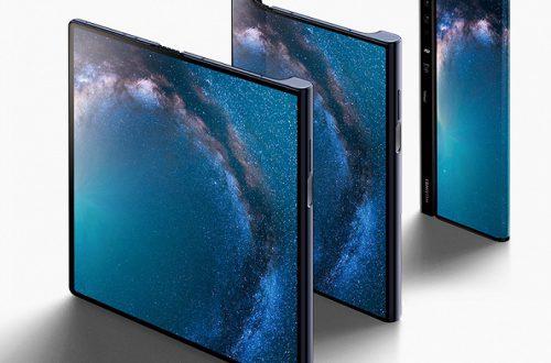 Видеопревью с выставки MWC 2019. Первый взгляд на складной смартфон Huawei Mate X с гибким экраном