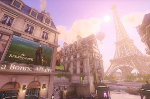 В Overwatch представлена новая карта Париж