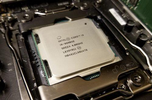 Появились первые тесты необычного процессора Core i9-9990XE с большим количеством ядер и высокой частотой