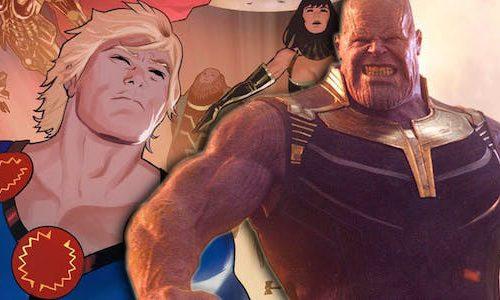 Дата начала съемок фильма «Вечные» про собратьев Таноса