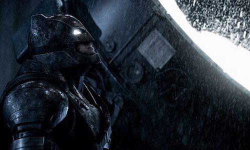 Зак Снайдер попращался с Бэтменом Бена Аффлека