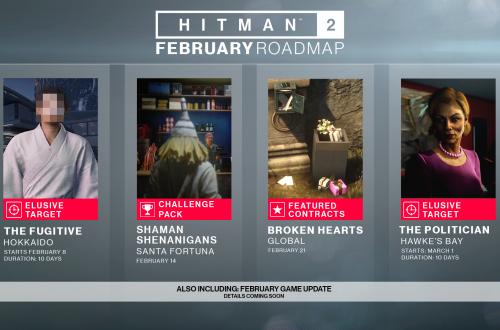 Hitman 2 — Разработчики поделились планами на февраль