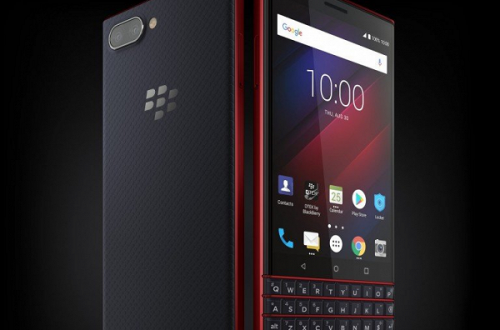 Новая версия BlackBerry KEY2 выйдет в Европе