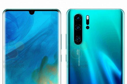 Так вот ты какой! Официальные рекламные изображения камерофонов Huawei P30 и Huawei P30 Pro