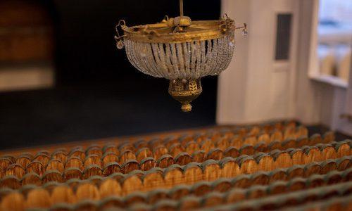 Прикоснуться к Великим. Премьера спектакля «Ничего, что я Чехов?» в театре «Модерн», реж.Ю.Грымов