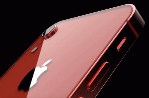 Видео дня: компактный iPhone SE 2 с «чёлкой» и беспроводной зарядкой