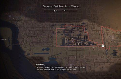 """The Division 2 - разблокировка """"Темной зоны"""", ее перки и предварительные впечатления от беты"""