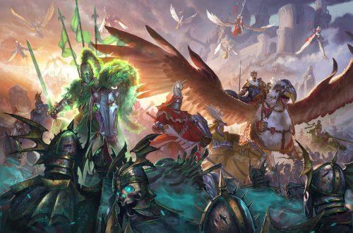 Свет имперских истин от итераторов (Выпуск 2): Советуем, что почитать по вселенной Warhammer FB
