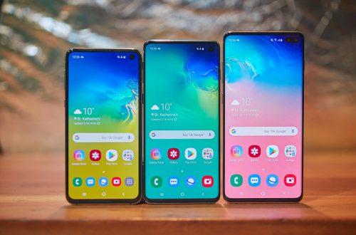 На две недели раньше: Samsung Galaxy S10 можно будет купить уже 25 февраля