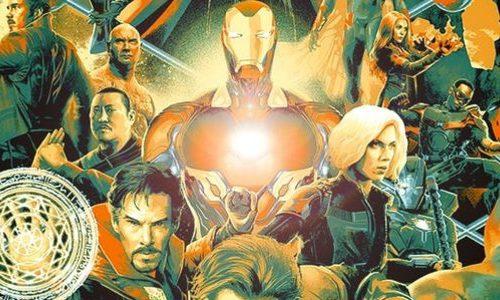 Рейтинг героев киновселенной Marvel по экранному времени