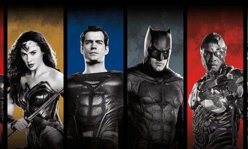 DC представили новую Лигу справедливости
