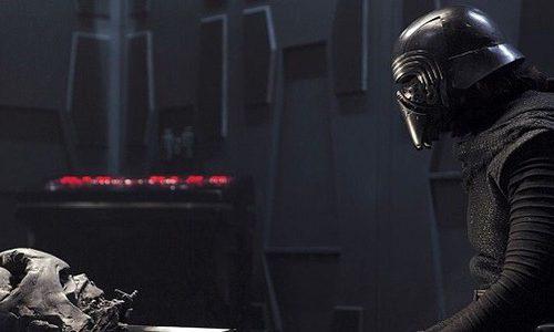 Утечка «Звездных войн 9» раскрыла новый образ Кайло Рена
