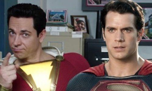 Бэтмен, Супермен и Аквамен в новом трейлере «Шазама!»