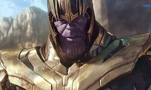 Танос на новом изображении «Мстителей: Финал»