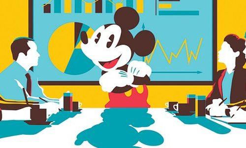 Гомер душит Микки Мауса: Disney слилась с 20st Cenruty Fox