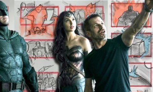 Реакция Зака Снайдера на режиссерскую версию «Лиги справедливости»