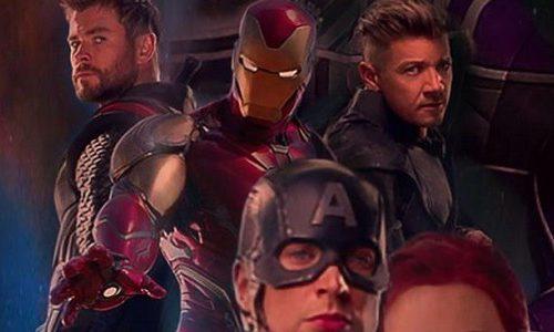 Живые и мертвые герои на новом постере «Мстители: Финал»