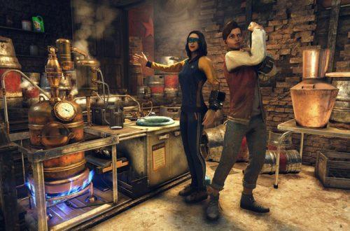 Fallout 76 сделает из игроков самогонщиков