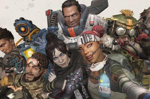 Количество игроков Apex Legends выросло до 50 млн