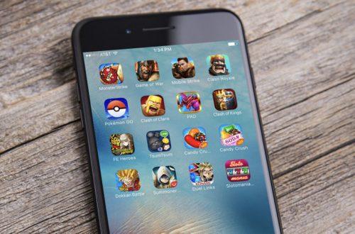 Аналитики: в этом году количество фанатов мобильных игр вырастет до 2,4 млрд