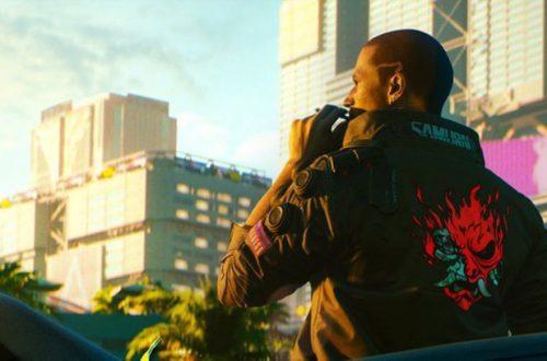 Новый ролик Sony об истории CD Projekt Red посвятили Cyberpunk 2077