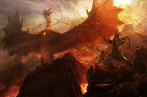 Netflix выпустит аниме-сериал по мотивам Dragon's Dogma