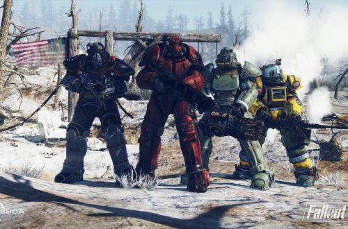 Сегодня в Fallout 76 начался новый ивент «Фастнахт!»