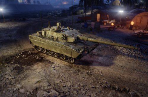 В «Armored Warfare: Проект Армата» вышла вторая часть сезона «Арабская ночь»