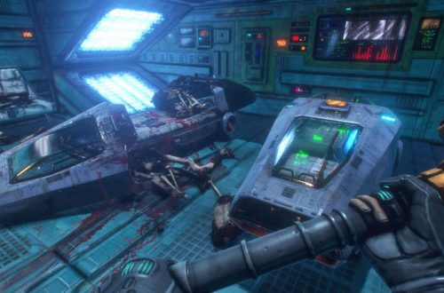 Nightdive Studios показала двадцать минут геймплея ремейка System Shock