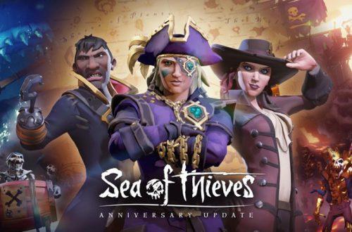 Два в одном: Rare представила трейлер крупного обновления Sea of Thieves
