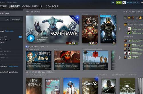 Valve представила масштабный редизайн библиотеки Steam