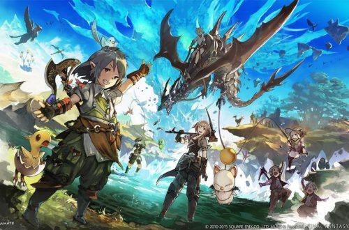 В Японии выйдет экранизация сериала про Final Fantasy XIV