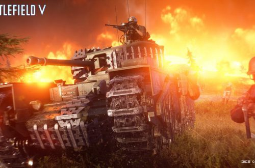 В Battlefield V стал доступен режим королевской битвы