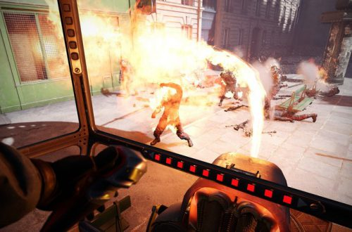 Шутер для шлемов виртуальной реальности Wolfenstein: Cyberpilot выйдет 26 июля