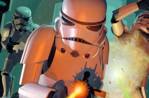 Нейросеть улучшила текстуры Star Wars Jedi Knight: Dark Forces II