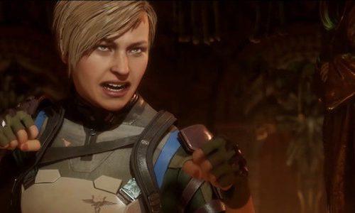 Кэсси Кейдж вернется в Mortal Kombat 11