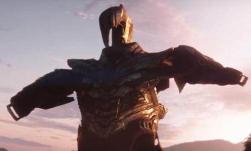 Представлен новый взгляд на броню Таноса из «Мстителей: Финал»