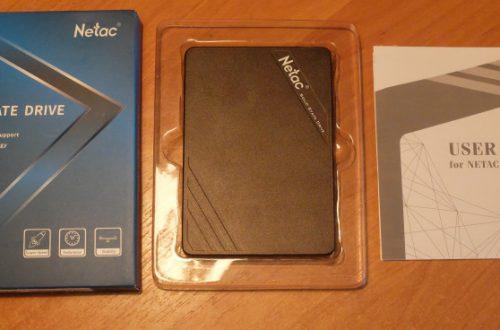 Нетак уж всё и плохо. Netac N530S SSD-диск на 120GB