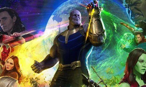 Первые три фазы киновселенной Marvel называются «Сага Бесконечности»