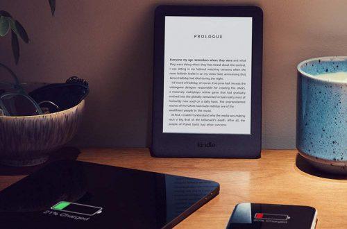 Новая недорогая электронная книга Amazon Kindle обзавелась подсветкой экрана